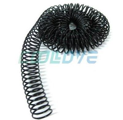 小白的 工場~BITSPOWER BP~UVCO300~BK OD 1 2 3分薄管用黑色防折彈簧