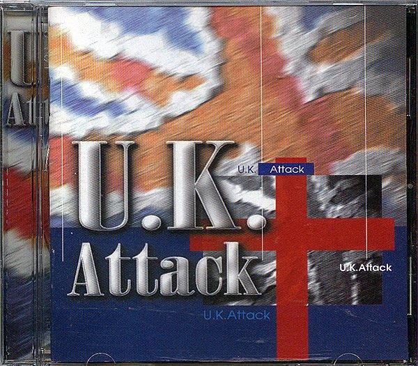 【塵封音樂盒】西洋合輯 - U.K. Attack