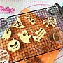 萬聖 節 餅乾模 7入組 送6個造型粉篩 不鏽鋼...
