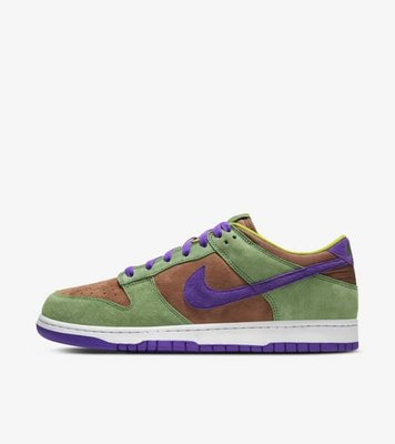 NIKE DUNK LOW SP VENEER 醜小鴨 棕綠 滑板鞋 US10.5
