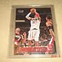 美國職籃 NBA 76ers Allen Iverson 2002 Upper Deck #123 球員卡