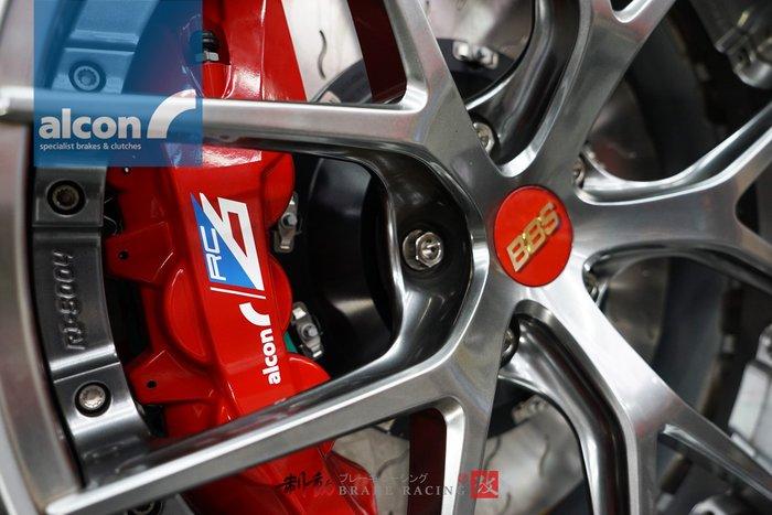 ㊣英國頂級煞車 ALCON RC6 六活塞卡鉗組 對應 BMW、AUDI、VW、VOLVO 各車款 歡迎詢問 / 制動改
