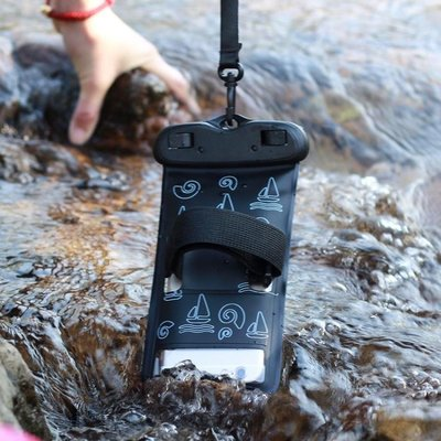 電話手機防水袋潛水套觸屏防水包通用游泳防水殼保護防塵