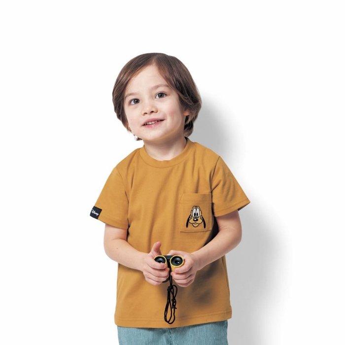 Co媽日本精品代購 日本 正版 迪士尼 最新 純棉 刺繡圖案 T恤 童裝 親子裝 100~140