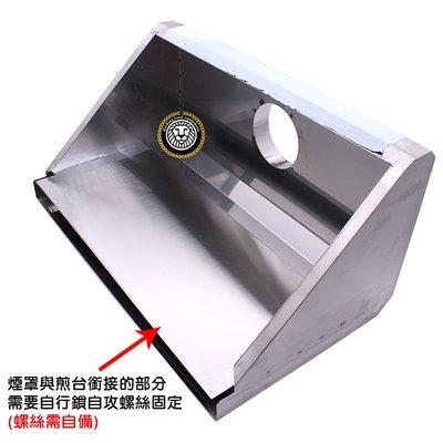 煎台煙罩 (fc20180615/油煙罩+馬達組) 『含稅附發票』不包含桌上型煎台  抽風機 煙罩 吸煙罩 排煙罩 大慶餐飲設備