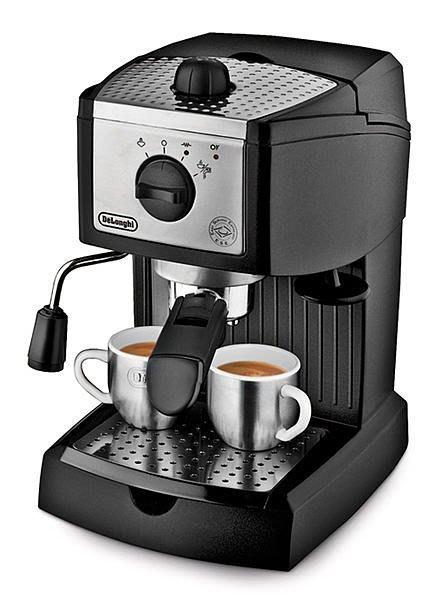 【全新含稅+贈品】迪朗奇 Delonghi 義式濃縮半自動咖啡機 EC155  EC-155