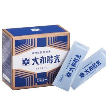 大和酵素粉末/30包入 每盒1350元/2盒免運費~買10盒再送1盒