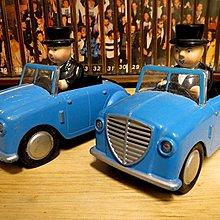 【 金王記拍寶網 】早期湯瑪士小火車 胖總管 玩具車 純懷舊素材擺件 一面 罕見稀少 一件