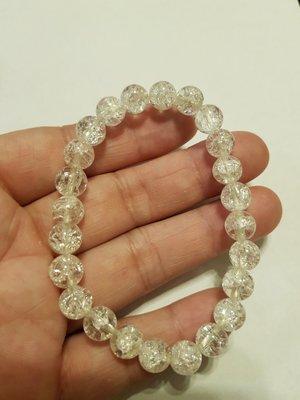 白水晶(爆晶)超美
