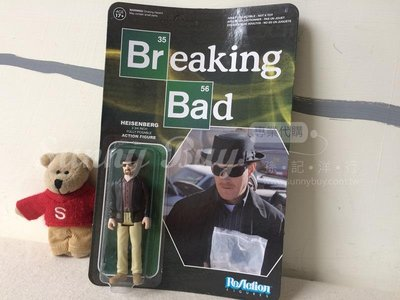 【Sunny Buy 】Funko 3.75吋 絕命毒師 Breaking Bad ReAction