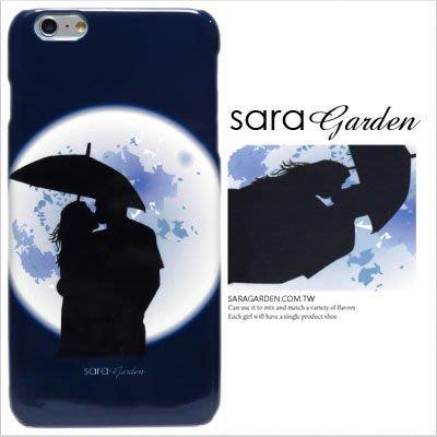 客製化 手機殼 iPhone 7 6 6S Plus【多型號製作】保護殼 浪漫月光情侶 G358