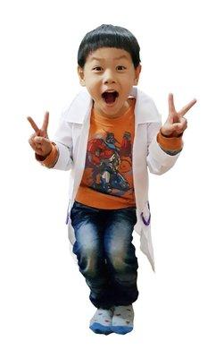 ☆°萊亞生活館 °小小醫師服【兒童醫師長袍】小小實驗服