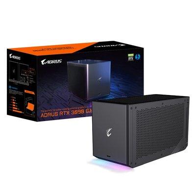 顯卡【24期免息】技嘉AORUS RTX3080/3090游戲筆記本雷電外置顯卡擴展塢Gaming Box