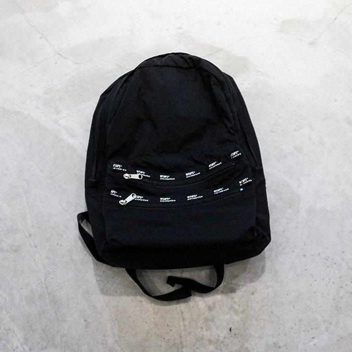【車庫服飾】WTAPS PST BAG  西山徹 背包 雙拉鍊織帶  後背包 現貨