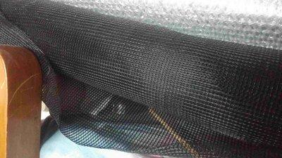 FRP材料小舖...RTM抽真空用導流網...墊高空間讓樹脂流動...每張寬度1.8m每米200元...
