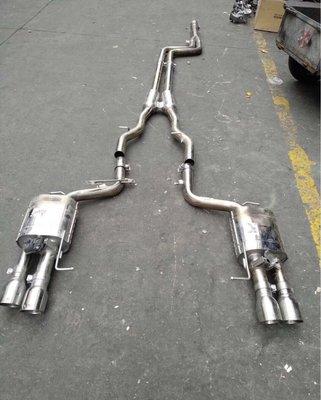 【YGAUTO】二手時間 BMW 寶馬 F10 F18 535 640 升級 德國 Xcentrlc 二手全段閥門排氣管