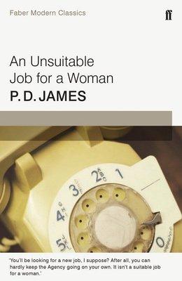 【中商原版】一份不適合女人的工作 英文原版 An Unsuitable Job for a Woman