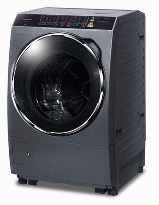 Panasonic國際牌 13公斤ECONAVI( 洗.脫.烘) 滾筒洗衣機NA-V130DDH-G晶燦銀