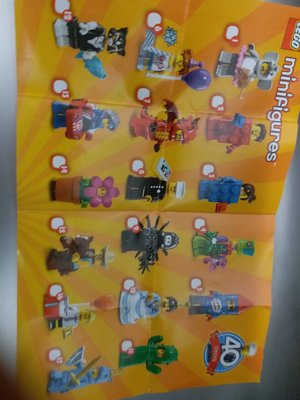 Lego Series 18 16 figure no cop
