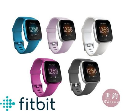 fitbit Versa Lite 智慧手錶  輕量版【免運】