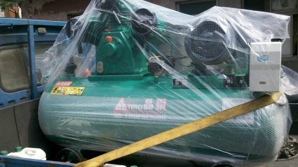 全新15HP皮帶式空壓機熱賣中(收購.買賣.維修.保養空壓機,請見關於我)