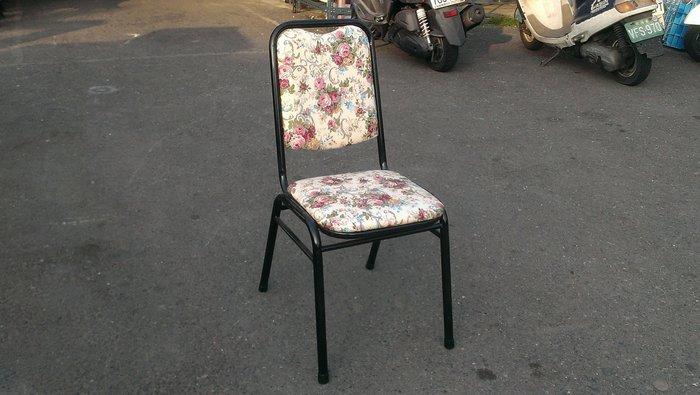大台南冠均二手貨-全新 餐椅 咖啡簡餐椅 麻將椅 電腦椅 休閒聊天椅 洽談椅 可疊放 5種花色*家具/餐飲設備/生財器具