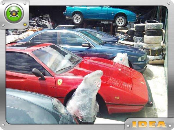 泰山美研社4764FERARI 328 日本進口BMW E39 190E ALPINA ALFA 155 993 911