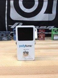 大鼻子樂器 免運 2017 TC Electronic Polytune 3 buffer 效果器 BONAFIDE