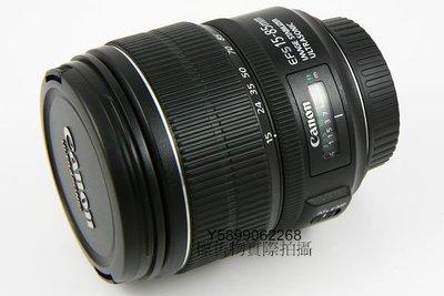 原廠Canon EF-S 15-85mm IS USM 防手震 超音波 廣角 旅遊 鏡頭 98%新 7D 60D