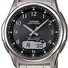 日本正版 CASIO 卡西歐 WAVE CEPTOR 電波錶 WVA-M630TDE-1AJF 男錶 太陽能充電日本代購