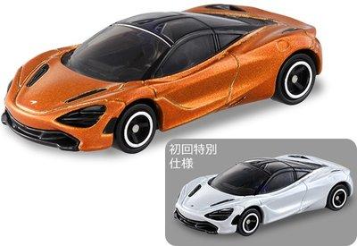 *Mickey.Babe*TOMICA 多美小汽車 麥拉倫 McLaren 720S 初回限定版+一般版 兩台一組