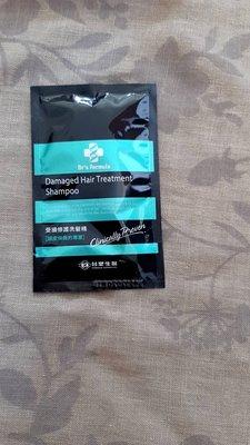【紫晶小棧】【紫晶小棧】Dr's Formula 受損修護洗髮精 12g 台塑生醫 (現貨1個) 洗髮 高雄市