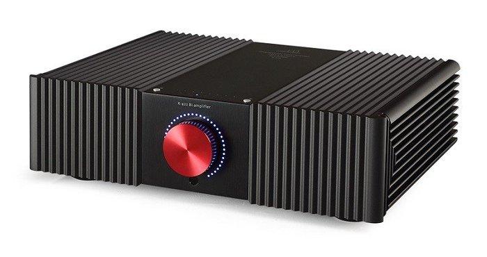 【音逸音響】內建DAC 與 雙後級!可以bi-amp專用!綜合擴大機》谷津 DA&T K-422
