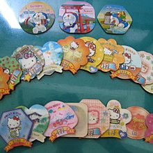 Hello Kitty 磁鐵 及小叮噹 磁鐵 。  美廉社商店