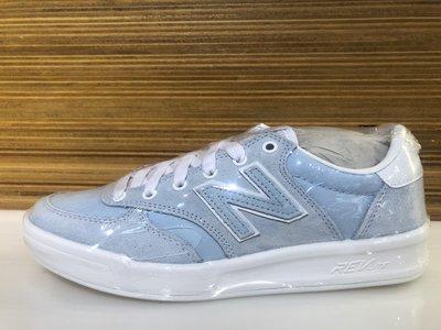 NEW BALANCE WRT300HC 水藍色 藍白 NB 麂皮 百搭 復古休閒鞋 韓系 請先詢問庫存 女