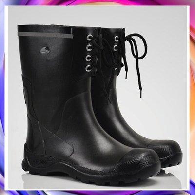 中筒雨靴 雨具-防水防滑時尚流行女雨鞋5s20[獨家進口][米蘭精品]