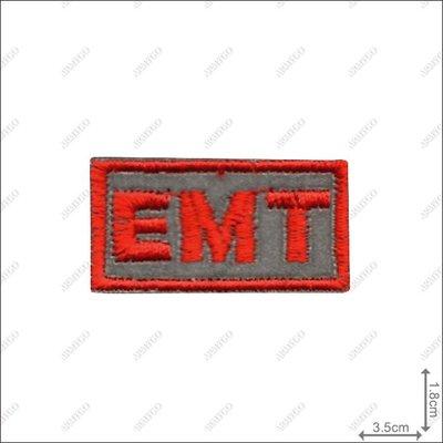 【ARMYGO】EMT 小反光方形章