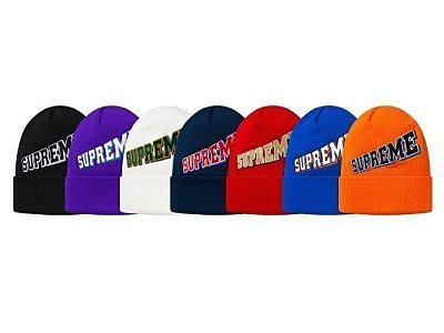 (TORRENT) 2014 F/W Supreme Expansion Beanie 基本 經典LOGO 現貨