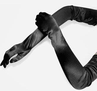 [紅人商品] 緞面手套*十三色* 70cm 過肘手套 禮服手套 加長款手套 更新2019/04/19