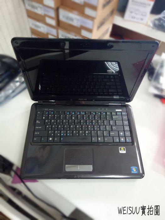 ☆偉斯科技☆ASUS 華碩 K40IN 14吋筆電