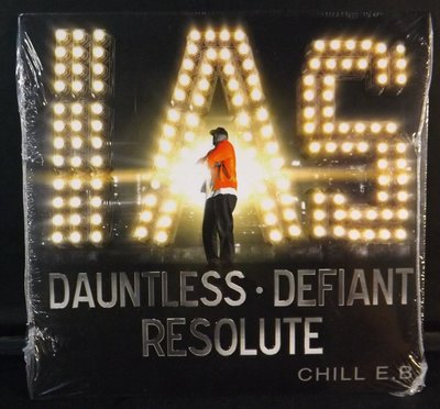 CD CHILL E.B-DAUNTLESS.DEFIANT RESOLUTE~新品~10HJ29C05~