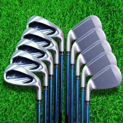 高爾夫球桿XXIO\/xx10 MP1100高爾夫球桿 鐵桿組 8支裝