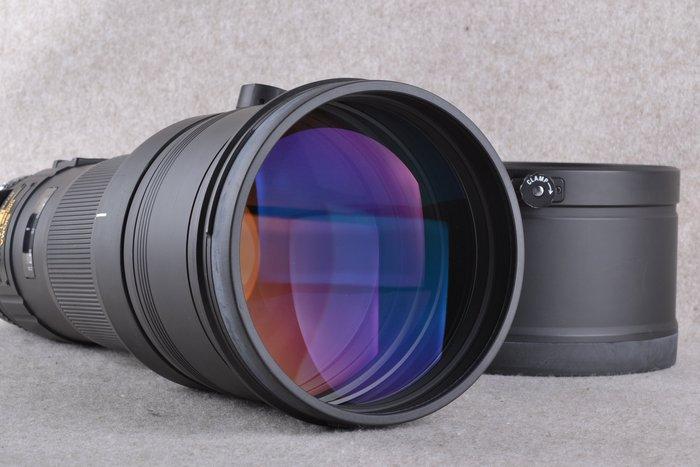 【品光攝影】Sigma 500mm F4.5 DG APO HSM For Nikon 打鳥 公司貨 FE#55261