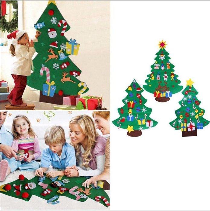 DIY黏貼聖誕樹 一組 AP0406 裝飾聖誕樹 牆掛裝飾品 櫥窗裝飾 X'mas