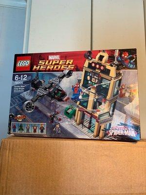 Lego 76005 Super Heroes Spider-Man Daily Bugle Showdown