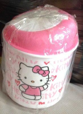 全新kitty桌上型垃圾桶