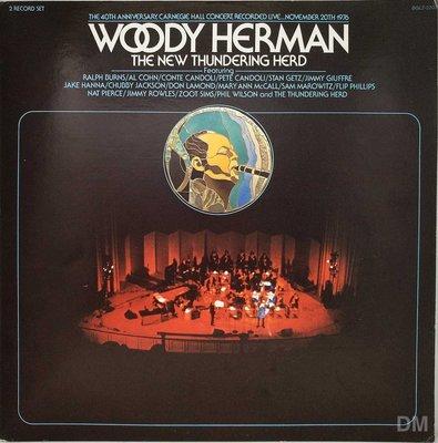 黑膠唱片 Woody Herman - 1976 Carnegie Hall Concert 2LP