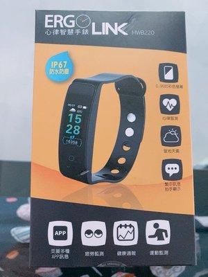 人因科技MWB220 心律智慧手錶智慧手環  運動手環 運動手錶