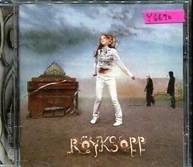 *還有唱片行* ROYKSOPP / THE UNDERSTANDING 二手 Y6670