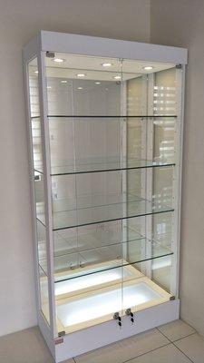 大豐LED展示櫃.飾品櫃、精品櫃、化妝品櫃、玻璃櫃、珠寶櫃、手機櫃.模型櫃.公仔櫃.禮品櫃.